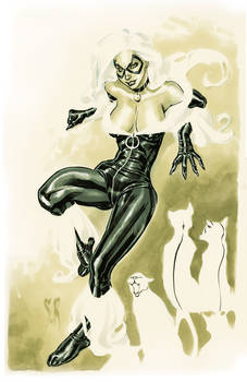 Black Cat Commission