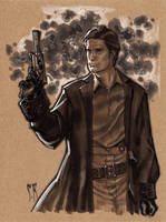Malcolm from Firefly by StephaneRoux