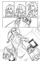 Harley Quinn Issue 4 Page 20 by StephaneRoux