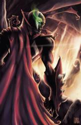 Spawn : Hell on earth by NEWANDYSpankPaGE