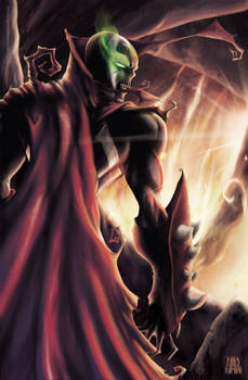 Spawn : Hell on earth