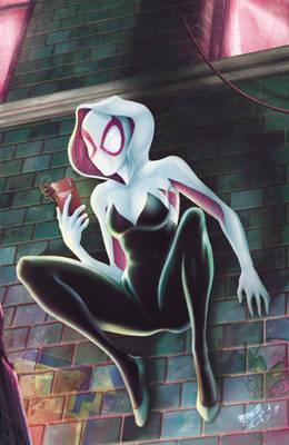 Spider-Gwen Ghost Spider