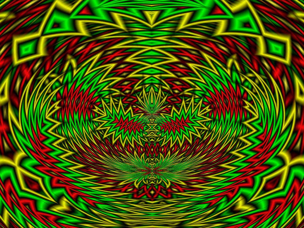 Psychedelic Reggae By Miniman420 On Deviantart
