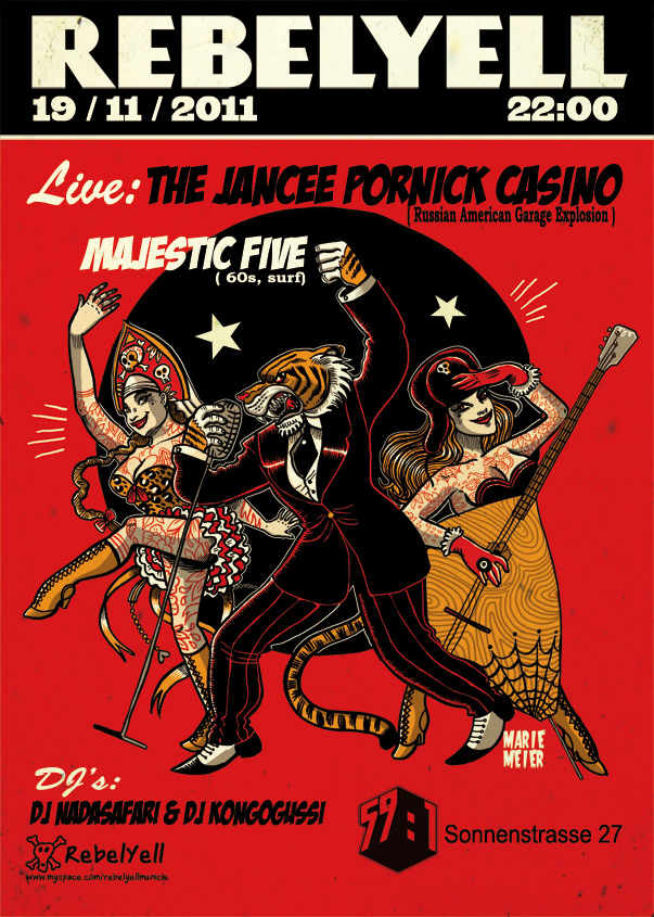 jancee pronick casino