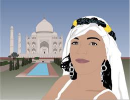 Marta Taj Mahal