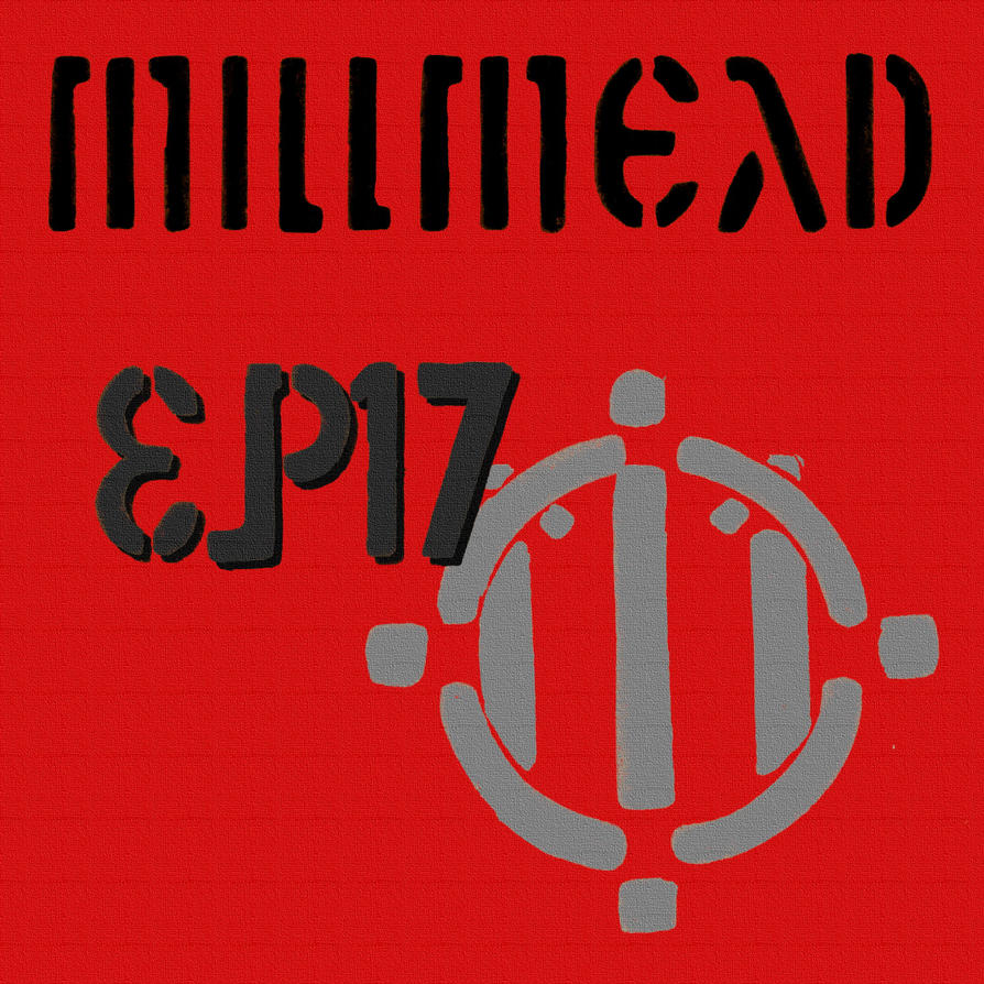 Millmead Album Cover ''EP17'' by Gourlish