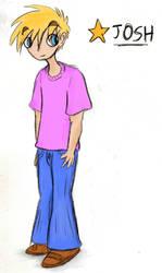 Josh Colour Sketch by Gourlish