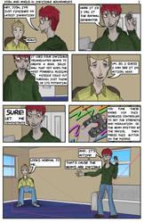 Josh and Angus - Invisible Boundaries Page 1