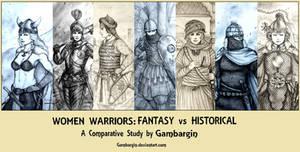 Essay - Women Warriors: Fantasy vs Historical