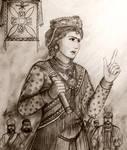 Shahdokht Roshanara, Astabadh of Eranshah Empire