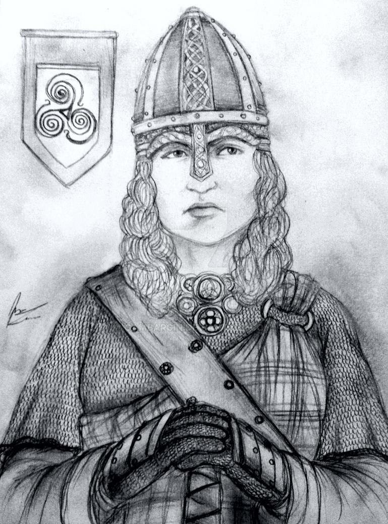 Deirdriu Nic Domnhail of Kingdom of Alba by Gambargin