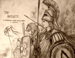 Historically Wrong Sketch Project - The Antiquity