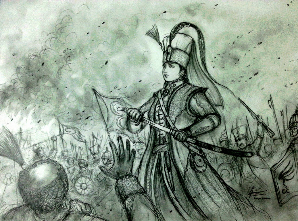 HWS Blood and Steel: The Orhans War Drums by Gambargin