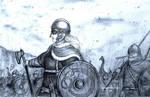 Fru Gunnhildr of Vikingrunionen (Norse)