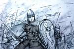 Aubrey de Manche of Duche de Normannus (Norman)