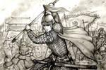 Princess Wu of Yang Chao (Han Chinese)
