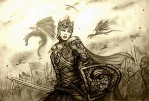 Project Fantasia: Lady Cassandra of House Draconis