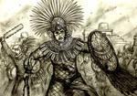 Ahuiliztli of Nahuatl Tlahtoloyan (Mesoamerican)