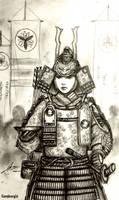 Minamori no Takeko of Hibangana Bakufu (Japanese)