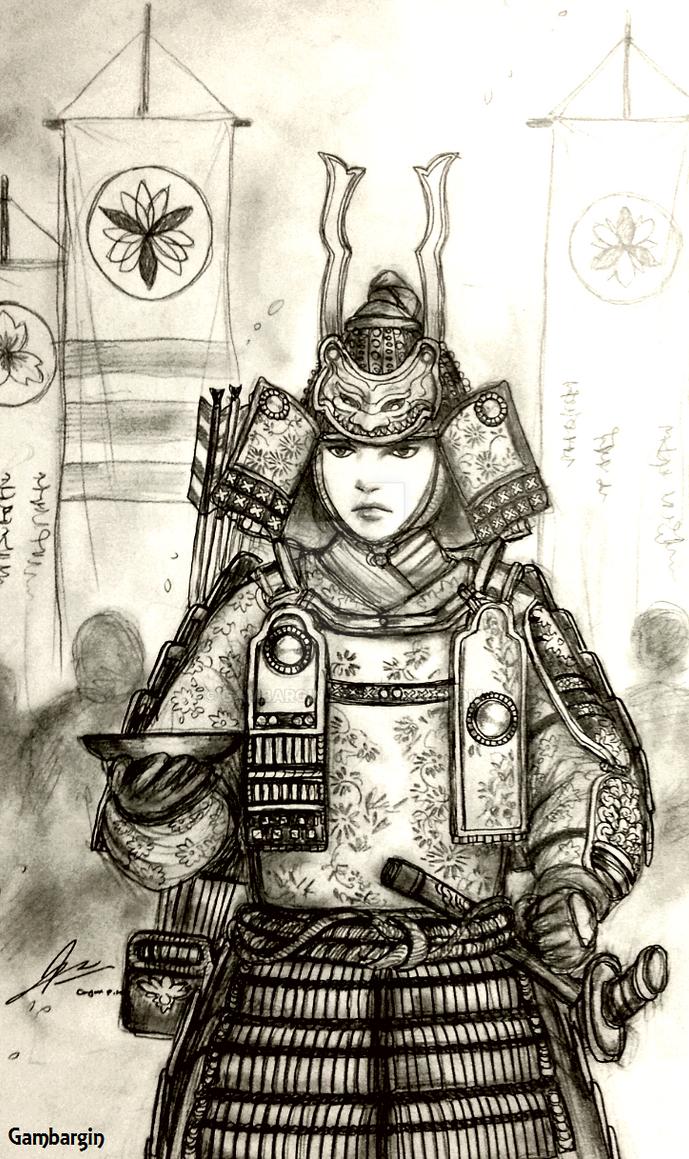 Minamori no Takeko of Hibangana Bakufu (Japanese) by Gambargin