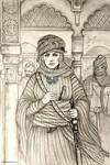 Lalla Zuhayra of Al-Mamlakati Al-Murnakus (Berber)