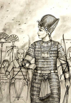 Hatshepsut of Egypt, 1485 BCE - Women War Queens