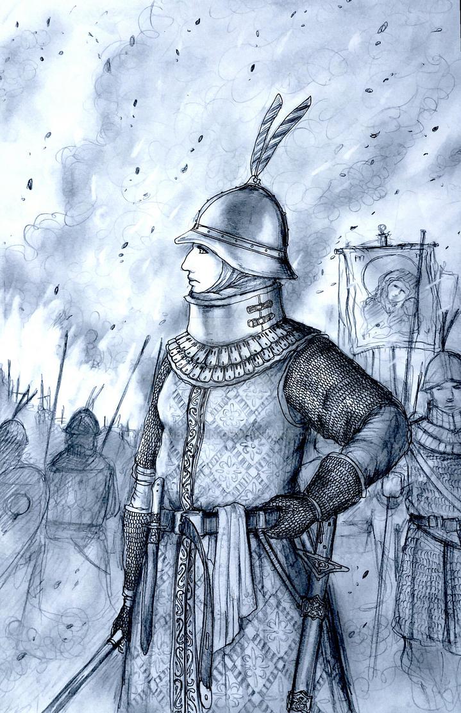 Zupanija Dragoslava of Kraljevina Srebija (Serbia) by Gambargin