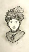 Lavenderl December Prize - 1880 Yamato Nadeshiko by Gambargin