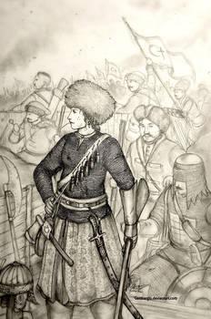 Boyarina Olena of Kozaky Hetmanshchyna (Cossack)