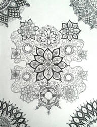 Flowers of Rokshana (Finished) by Gambargin