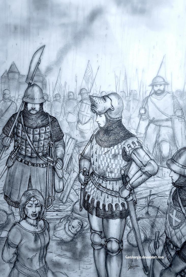 Dauphine Tibors d Bordeu of Ducat d Aquitana by Gambargin