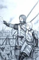 von Waldheim Siblings of Kaiserreich Hansa by Gambargin