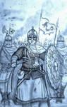Gunnhildr Freysdottir of Vikingrunionen (Norse)