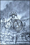 Gorgo Amazones of Lakedaimon Poleis (Sparta)