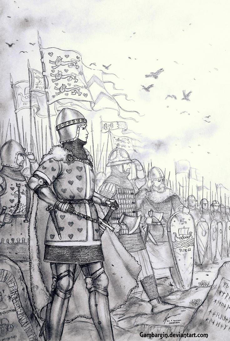 Hertuginde Ingegerd of Kongeriget Danmark (Danish) by Gambargin