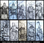 Women in Historical Armors Are Beauitful Too! (1)