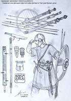 Foederati and The Germanic Warriors Under Rome by Gambargin