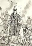 Tomyris of Massagetae, 6th BCE - Women War Queens