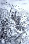 HWS Migration Era Norse Shieldmaiden Concept