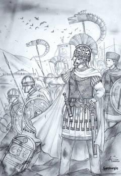 Legio Asinus VII of Imperium Romanum (Late Roman)