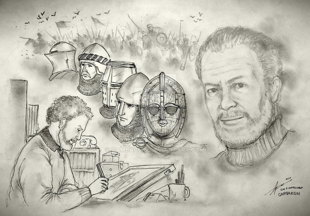Gambargin Tribute to Angus McBride by Gambargin