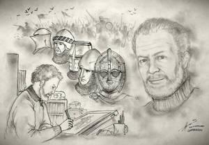 Gambargin Tribute to Angus McBride