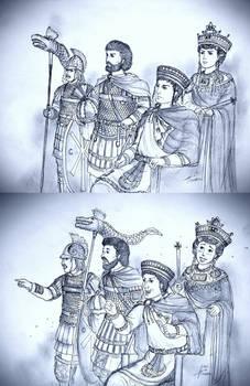 Byzantine Reaction Meme by Gambargin