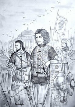 HWS Medieval Italian Condottiera Concept