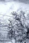 HWS Ancient Greek Women Warriors Concept I
