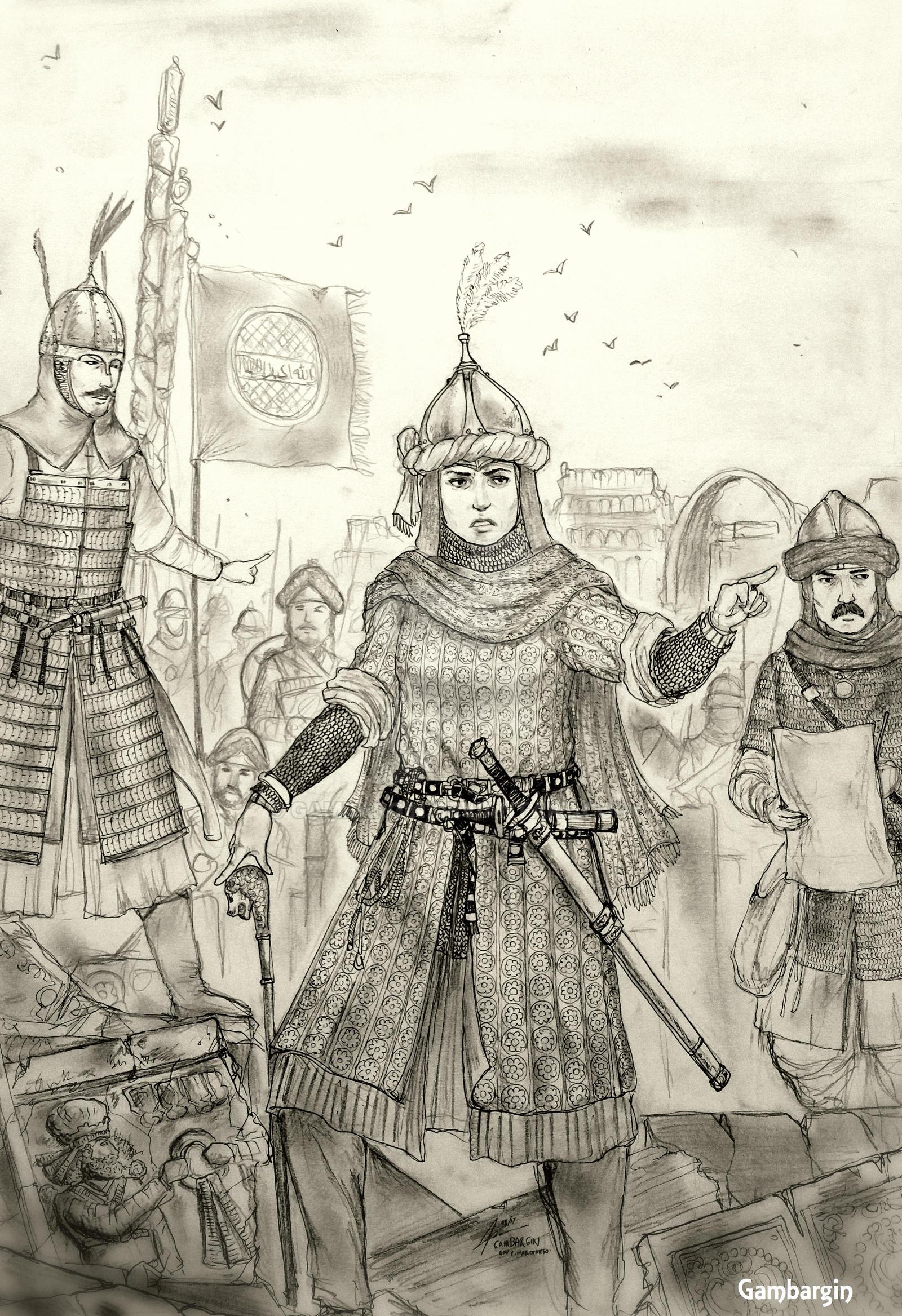 Lalla Qamara of Bilad ar-Rafidayn (Mashriqi Arabs) by ...