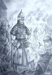HWS Sibel Khanum of Itil Turgu (Volga-Bulgars)