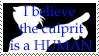 Culprit human stamp by ls-kuroyami