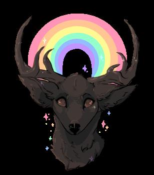 gay deer club by puppyskulls