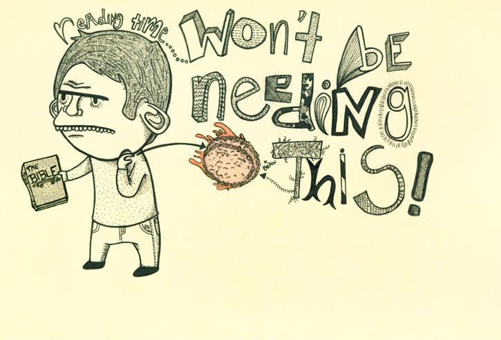 Brainless.Doodle by punkrockDAN
